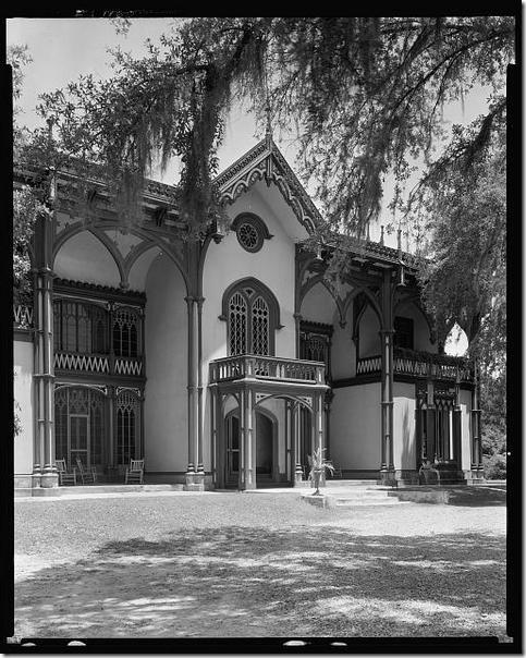 Afton Villa circa 1938