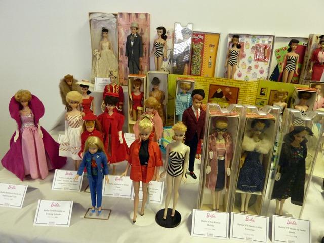 Madrid Fashion Doll Show - Barbie & Ken 9