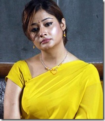 Kiran Rathod -in-saree