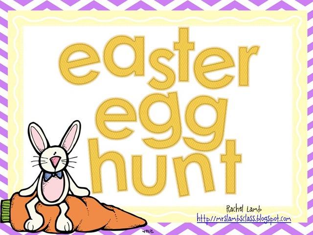 egg hunt directions