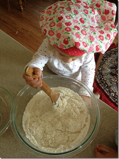 Transformation Tuesday - Homemade Bread Dough - Irreversible Transformation