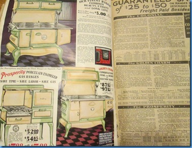 1930 Sears and Roebucks Catalog
