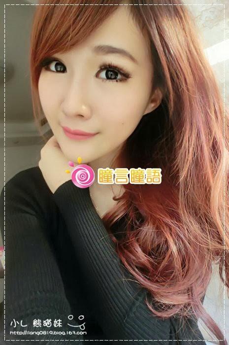 韓國NEO隱形眼鏡-NEO小可愛黑色二代9