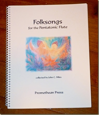 Folksongs for the Pentatonic Flute