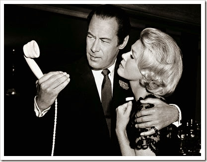 Rex Harrison and Doris Day