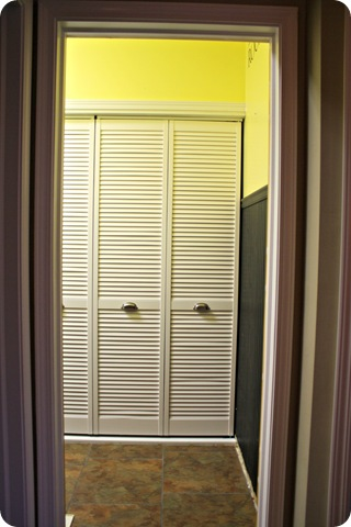 louvered utility doors