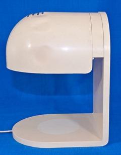 Ara table lamp by Rodolfo Bonetto and Giotto Stoppino for La Rinascente