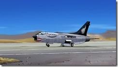 Area 88 04 Shin's F-8E Crusader
