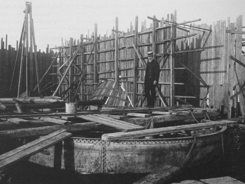 Stadshuset_grundläggning_1913