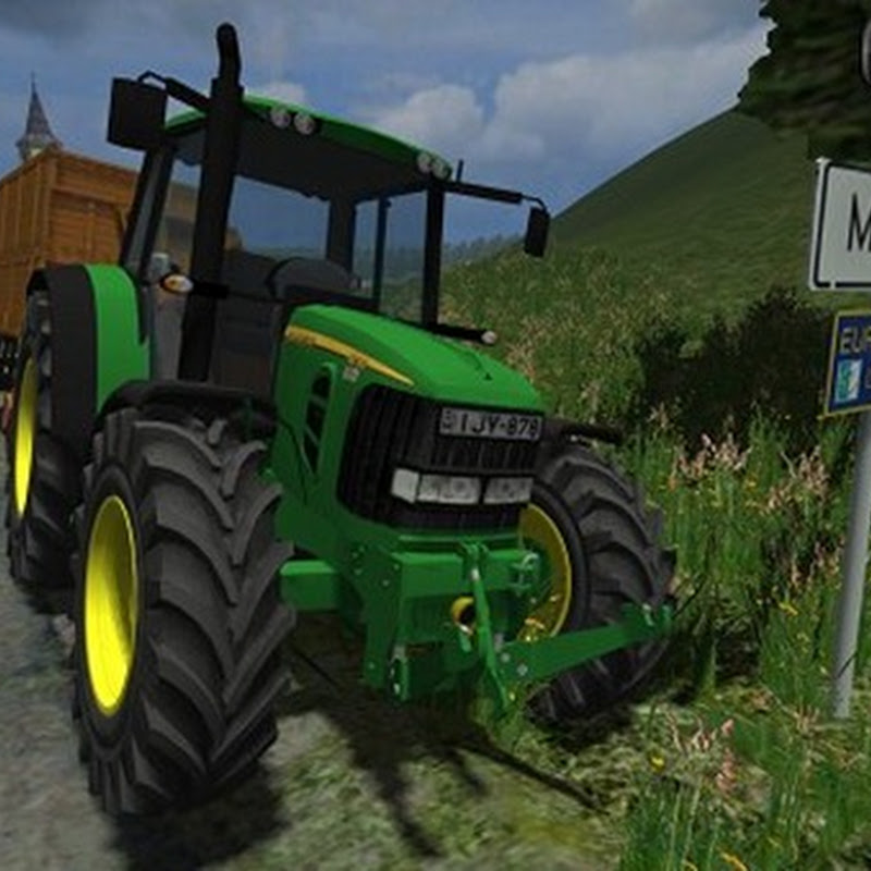 Farming simulator 2013 - John Deere 6030 (Trattore)