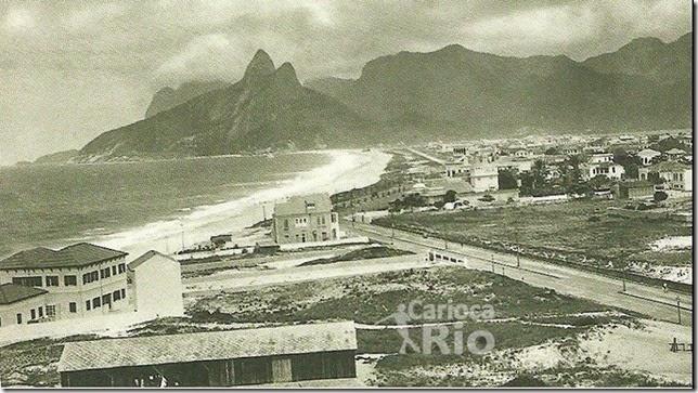 Ipanema início século 20