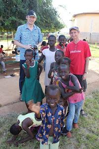 Andi Reumayr in Ghana