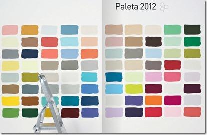Tintas Coral 2012