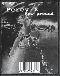 Percy X - New Ground $199