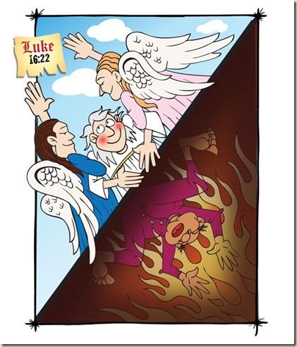rico jesus lazaro ateismo dios biblia