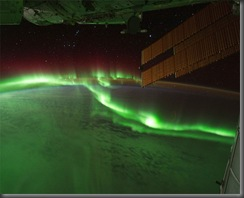 Tempestade Magnetica sobre a Terra