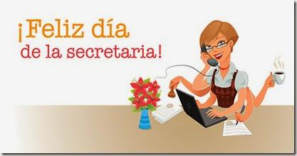 Dia de la Secretaria en Mexico