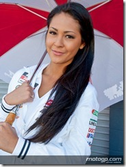 Paddock Girls Iveco Australian Grand Prix 16 October 2011 Phillip Island Australia (38)