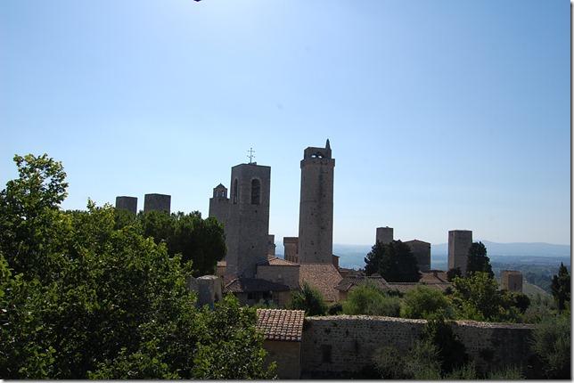 Oporrak 2008 - San Gimignano , 20 de Julio  035