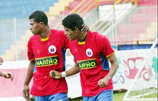 SUB 20 v Sarmiento, Kevin Rendon, Becerra 2 gol