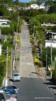 Die steilste Straße der Welt (55% Steigung!!)