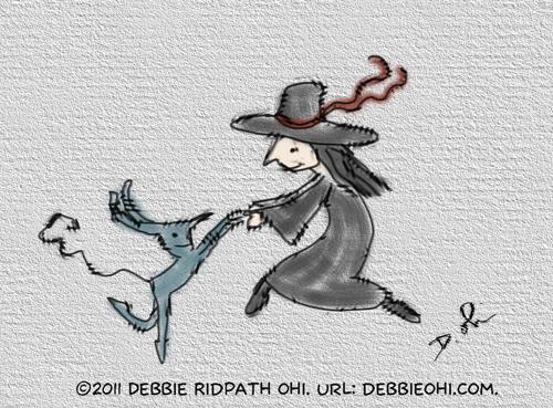 OHI0023 WitchyMonsterDance sm