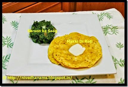 Punjab - Makki Roti