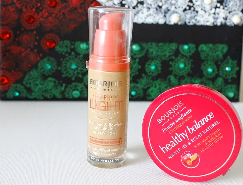 bourjois happy light foundation bourjois healthy balance powder 53