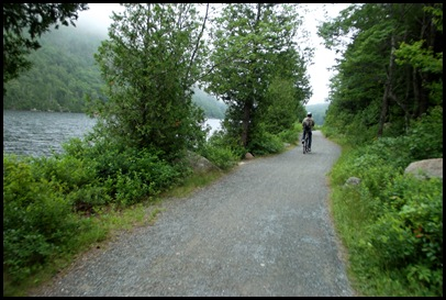 Bikes on Carriage Roads 070