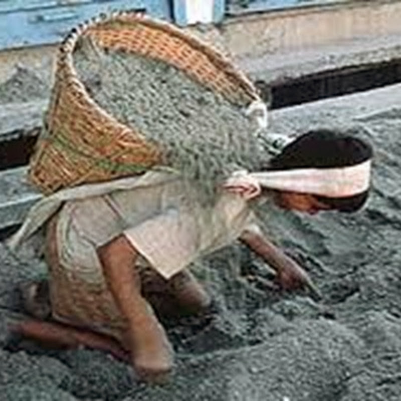 Child Labour in Nepal.