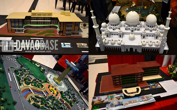 Impressive scale models by Architecture students of Ateneo de Davao University