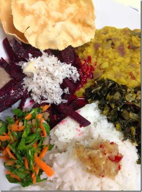 Sri Lankan plate