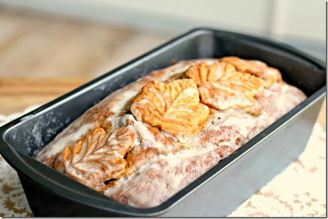Maple Pumpkin Bread1