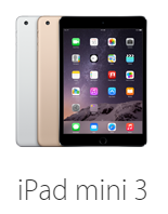 iPad mini 3 Specification: