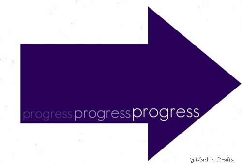 progress blue