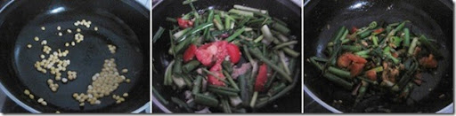 spring onion chutney tile