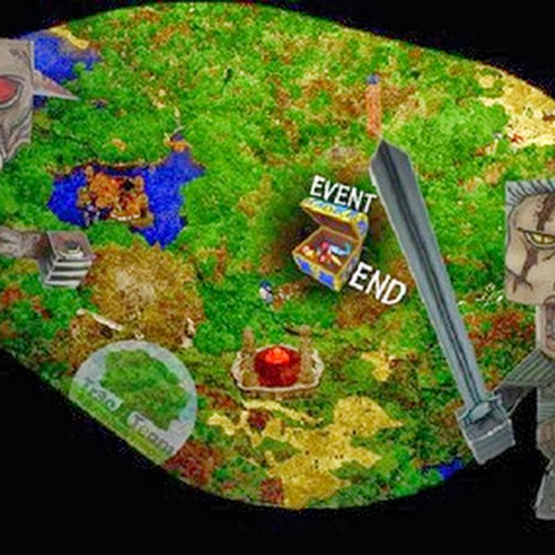 Minecraft 1.6.4 - Infernal Enigma Map
