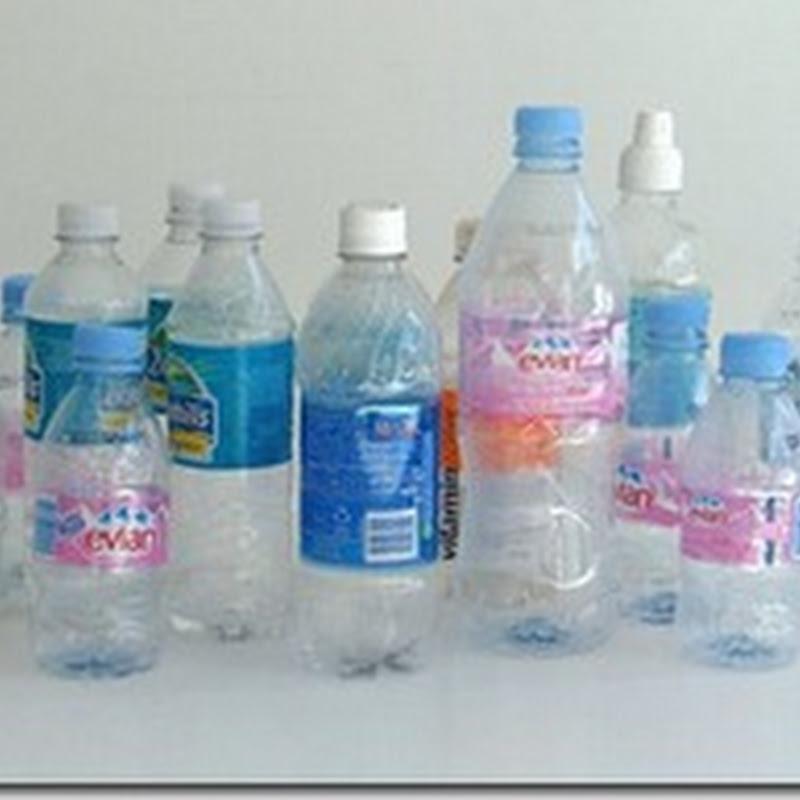 هل تشرب الماء من العبوات البلاستيكية ؟