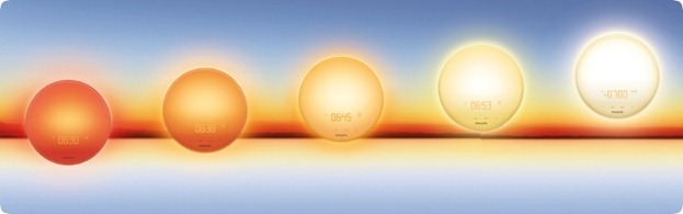 Philips-Wakeup-Light-Sonnenaufgang