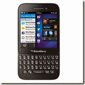 Snapsdeal: Buy BlackBerry Q5 Mobile Phone Rs. 11149