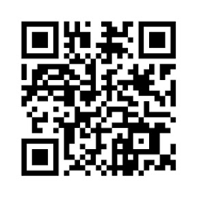 QR Scan for the Iowa DOT's Driver's License website information.