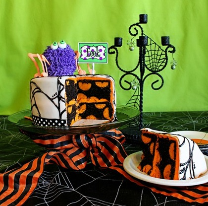 black-and-orange-halloween-cake