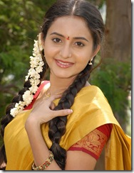 Bhama beautiful dress