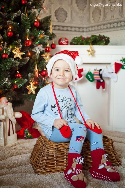 Детский новогодний фотопроект Рождественские мечты. 29. Миша Паньков-7