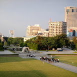 memorial park in Hiroshima, Hirosima (Hiroshima), Japan