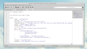 Komodo Edit 8.0.2 su Xubuntu Linux