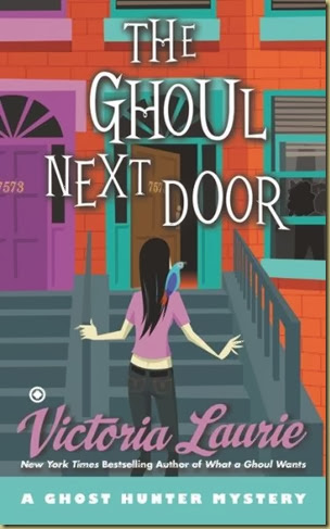 The Ghoul Next Door cover
