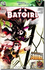 P00014 - Batgirl #22