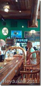 Bullfrog bar
