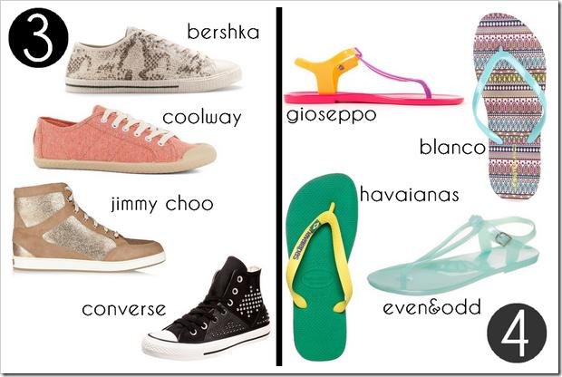 Zapatos basicos necesarios mujer 02